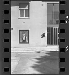 NCP_009 (nocrop.project) Tags: ncp nocropproject filmphotography filmisnotdead grainisgood istillshootfilm monochrome blackandwhite 35mmfilm analogue photography darkroom neorealism streetphotography ordinarylife expired film macerata italy pentax k1000 ilford hp5 no humans selfdeveloped fomadon lqr