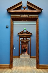 National Gallery Dublin 5 (soyer_rodrigue) Tags: irlande irland dublin howth nikon d5100 architecture portes doors bois national gallery merrion square wilde