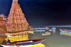 India - Uttar Pradesh - Varanasi - River Ganga - 233bb (asienman) Tags: india uttarpradesh varanasi asienmanphotography asienmanphotoart asienmanpaintography