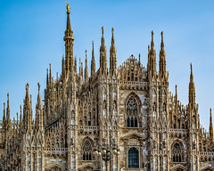 Milan Duomo (AaronP65 - Thnx for over 15 million views) Tags: italy milan milano lombardia lombardy italia duomo