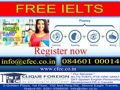 IELTS 3 (CFEC - Clique Foreign Education Consultancy) Tags: