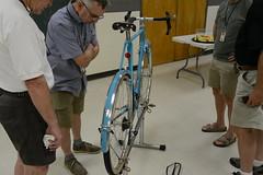 CR2018-0011 Weigle Heine CdM rando bike (kurtsj00) Tags: classic rendezvous 2018 vintage lightweight bicycles bike weigle heine cdm rando