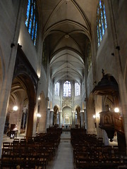 Church of St Médard (John Steedman) Tags: church stmédard église kirche jardindesplantes フランス france frankreich frankrijk francia parigi parijs 法国 パリ 巴黎