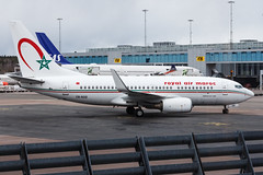 Royal Air Marco B737-700(WL) CN-ROD 003 (A.S. Kevin N.V.M.M. Chung) Tags: aviation aircraft airlines plane aeroplane spotting airside apron boeing
