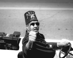 Thumbs up kinda guy (jameswilkinson1) Tags: thumbsup sanfrancisco city people urban streetphotography street streetpassionaward leica bnw