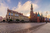 Sunrise in the old town square (Vagelis Pikoulas) Tags: wroclaw poland europe square old tokina town canon city cityscape urban landscape architecture spring may 2018 6d travel