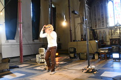 DSC_3419 (Peter-Williams) Tags: brighton sussex uk fringe festival event performance spire physical theatre notsomewhereelse monki