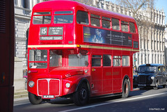 Двоповерховий автобус Лондон InterNetri United Kingdom 0290