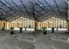 Industrial archaeology 3D (Immagini 2&3D) Tags: manifatturatabacchi rovereto trentino italy 3d stereophotography stereoscopy