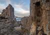 Late afternoon at Bombo quarry (keithhorton3) Tags: bombo quarry late afternoon kiama new south wales australia rock latite basalt nature sea canon 6d