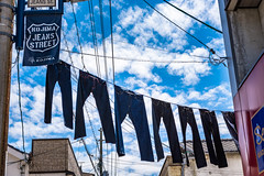 Kojima Jeans Street (Hiro_A) Tags: kojima kurashiki okayama japan jeans denim fashion sky cloud kojimajeansstreet nikon d7200 sigma 1770mm 1770