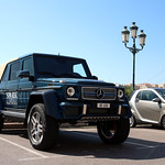 Mercedes-Maybach G 650 Landaulet W463 thumbnail