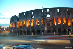 Нічний Рим, Італія InterNetri Italy 101