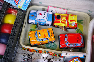 Toy cars, Ishikiri