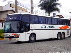 Expresso Cajuru 9540 (Chailander Borges (São Paulo/Brasil)) Tags: brazilian buses ônibus brasileiros antiguo veículo antigo turismo fretamento canção nova city downtown cachoeira paulista vintage old nostalgic