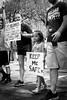 March For Our Lives - March 24, 2018 (Randy Stewart (Dallas, TX)) Tags: photobyrandystewartnophotosallowedcom dallas texas unitedstates us march for our lives gun control nra la pierre streetphotography blackandwhite35mm downtowndallastx protest civil rights photographerrandystewart