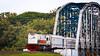 Crossing the Bridge (aristantoaryo) Tags: keretaapi kereta train railway railfans rail bridge jembatan mbeling indonesianrailway indonesianrailways cc201 logawa ka kai ptkai longhood lh yogyakarta progo rel ekonomi transportation