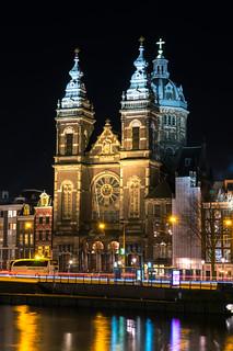 Nicolaaskerk Amsterdam