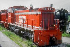 TP&W SW1500 303 (Chuck Zeiler) Tags: tpw sw1500 303 railroad emd locomotive silvis jimaltman chz