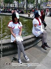 Grupal (45) (Foto Kamekos Arcanos) Tags: gorillaz cosplay 2 shironodesaina fotokamekosarcanos