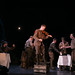 James Findlay (Cartwright) and the company of BIRDSONG. Credit Jack Ladenburg