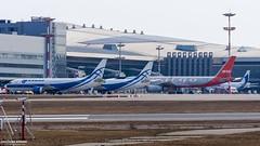 DSC06697 (asya_yushkevich931) Tags: vnukovo aircraft spring 2018 внуково авиация самолет весна