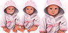 Kustom9 (♥ Stasey Oller ♥ [Black Bantam]) Tags: black bantam stasey oller bath time baby girl robe kustom9 gacha pink acid second life