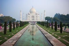 Taj Mahal Palace, Agra