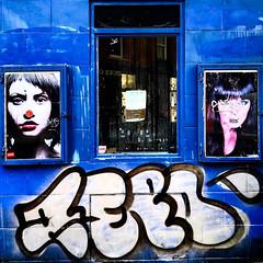 Soho - London - UK (ChrisGoldNY) Tags: unanimous challengefactory challengewinners chrisgoldphoto chrisgoldny chrisgoldberg albumcover bookcover iphone london unitedkingdom england english british britain greatbritain uk sonyalpha sonya7rii sonyimages sony streetart graffiti