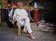 Afternoon tea (Gerrykerr) Tags: people ngc travel delhi india