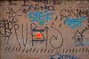 IMGP9356 The orange spot (Claudio e Lucia Images around the world) Tags: milano street streetart orange spot tag murales graffiti wall paintedwall pentaxk3ii sigma sigma1020 pentax