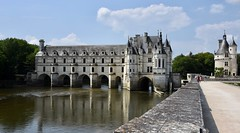 Chenonceau France 22nd May 2018 (loose_grip_99) Tags: france loire valley chateau castle chenonceau river cher history water château architecture may 2018