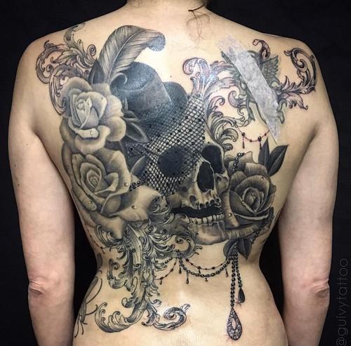 de988b1c205c9 Guivy - Tattoo - Geneva - Art For Sinners - Geneve - Tatouage