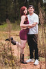 Danell & Vince (-3han-) Tags: couple portrait landscape nature people couples coupleshoot inlove love