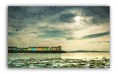 Killyleagh Artistic (RonnieLMills 5 Million Views. Thank You All :)) Tags: quay apartments killyleagh artistic watercolor