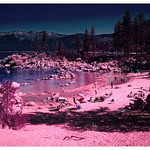 Beach in Infrared thumbnail