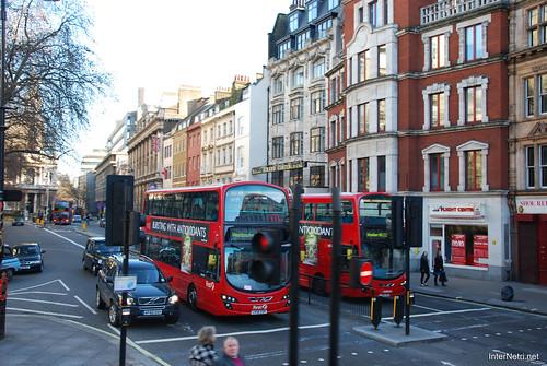 Двоповерховий автобус Лондон InterNetri United Kingdom 0278