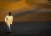 Omani man walking in the rub al khali desert, Dhofar Governorate, Rub al Khali, Oman (Eric Lafforgue) Tags: adult adventure arabia arabianpeninsula colorimage copyspace desert dhofar dishdasha dry emptyquarter environment erg gulfcountries horizontal idyllic lookingatcamera majestic nature oman oman18247 onemanonly oneperson outdoors rubalkhali sand sanddesert sanddune scenics sun temperature tourism traditionalclothing tranquilscene tranquility travel traveldestinations wilderness dhofargovernorate om