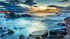Cala Ratjada (Mallorca) (xisco99) Tags: cala ratjada mallorca blue golden beach seaside landscape