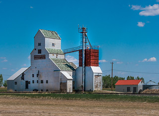 Alberta Grain Elevator-0265