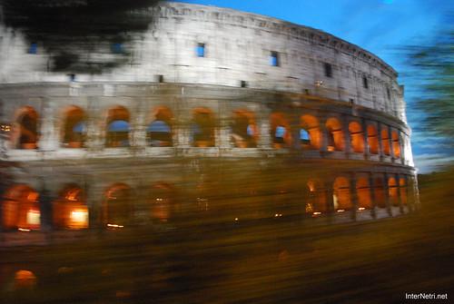 Нічний Рим, Італія InterNetri Italy 115