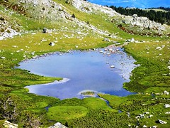 A place to rest... (PURIFM) Tags: mountain water lake roc pyrenees landscape beautiful