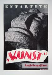 """""""Entartete Kunst"""" (Ausstellungsführer) (Weingarten) Tags: deutschland allemagne germania germany bayern baviera bavière bavaria münchen munich monacodibaviera hausderkunst hdk"""