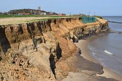 DSC_0208 (.Martin.) Tags: happisburgh coast norfolk sea seaside beach coastal erosion cliff cliffs cley sand rock