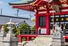 Shinto Shrine II (ColinParte) Tags: shinto shrine temple japan religion shimmatsudo matsudo koya akagi torii