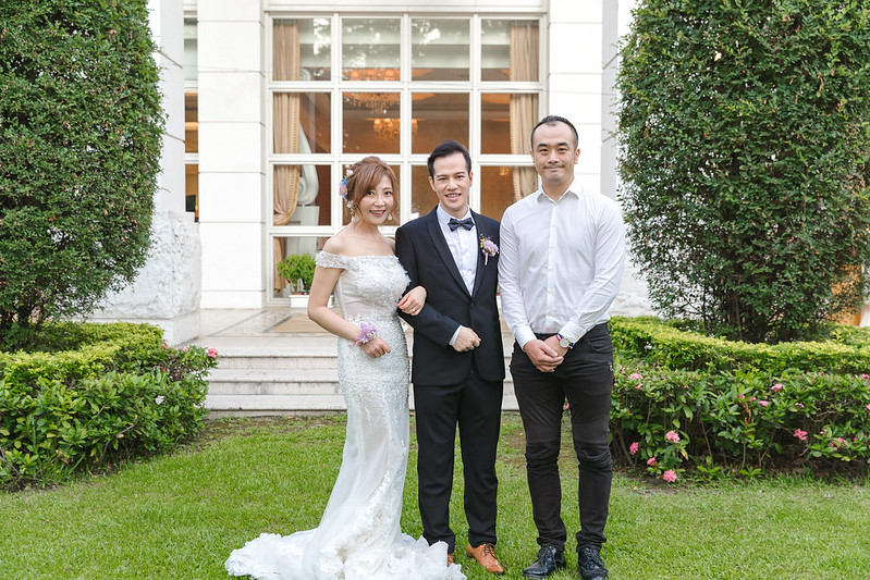 婚攝,台中,林皇宮花園,證婚,婚禮紀錄,中部