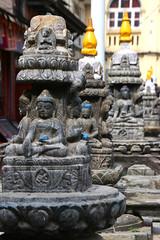 2018-04-08 (Giåm) Tags: kathmandu kathmandou katmandou katmandu काठमाडौं kathesimbhu kathesimbhustupa kathmanduvalley nepal नेपाल giåm guillaumebavière
