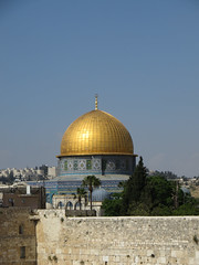 The Dome of the Rock (IceCal) Tags: domeoftherock israel jerusalem templemount