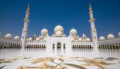 Cheikh Zayed Mosque (\Nicolas/) Tags: abu abou dhabi mosque cheikh zayed emirates arab united