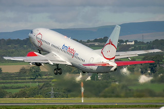 Bmibaby - Boeing 737-3Q8 G-TOYC @ Cardiff